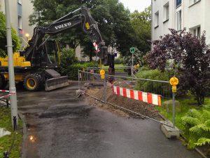 Tiefbau Berlin Erdarbeiten