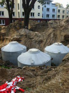 Tiefbau Berlin Sammelgruben und Kleinkläranlagen